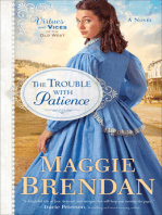 The Trouble with Patience (Virtues and Vices of the Old West Book #1)