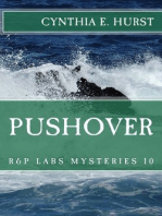Pushover (R&P Labs Mysteries, #10)