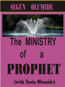 The Ministry of a Prophet: Ministry Gifts, #3