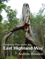 Rambling Man Walks the East Highland Way