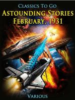 Astounding Stories, February, 1931