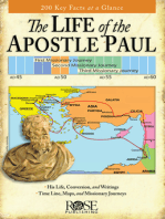 Life of the Apostle Paul