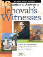 10 Q & A Jehovah's Witnesses