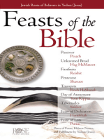 Feasts & Holidays of Bible