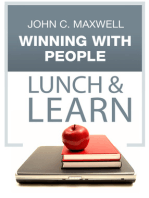 Winning With People Lunch & Learn