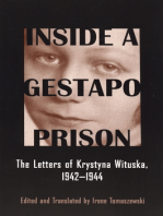 Inside a Gestapo Prison
