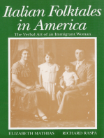 Italian Folktales in America