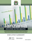 Study on Education Sector Analysis - Tanzania