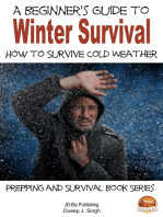 A Beginner's Guide to Winter Survival
