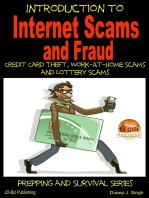 Introduction to Internet Scams and Fraud