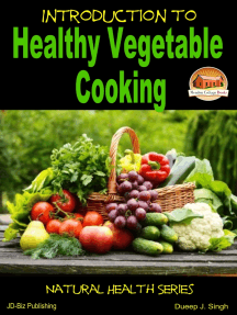Introduction to Healthy Vegetable Cooking