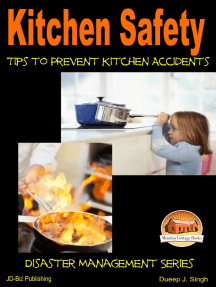 Kitchen Safety: Tips to Prevent Kitchen Accidents