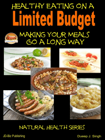 Healthy Eating on a Limited Budget: Making Your Meals Go a Long Way