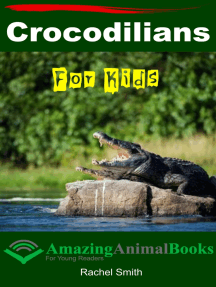 Crocodilians For Kids