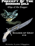 #16 Shades of Gray- Precept Of The Assassins Guild