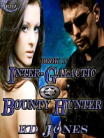 Inter-Galactic Bounty Hunter (IGBH Book 1)