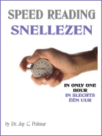 Speed reading/Snellezen