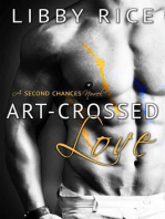 Art-Crossed Love (Second Chances, #2)