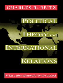 Political Theory and International Relations by Charles R  Beitz - Book -  Read Online