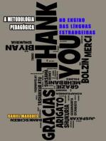 A Metodologia Pedagógica no Ensino das Línguas Estrangeiras