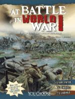 At Battle in World War I