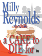 A Cake To Die For