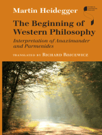 The Beginning of Western Philosophy