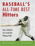 Baseball's All-Time Best Hitters