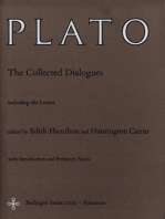 The Collected Dialogues of Plato