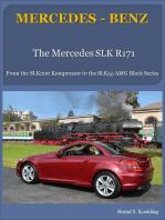 The Mercedes-Benz, SLK R171