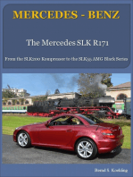 The Mercedes-Benz, SLK R171