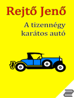 A tizennégy karátos autó