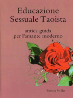 Educazione Sessuale Taoista