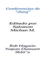 Conferencias de Jinuj