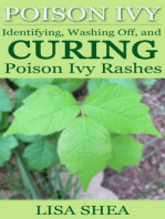 Poison Ivy - Identifying, Washing Off, and Curing Poison Ivy Rashes