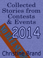 Collected Stories from Contests and Events 2014