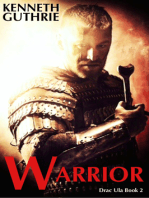 Warrior (Drac Ula Book 2)