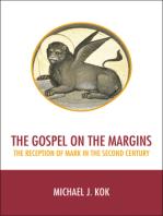 The Gospel on the Margins