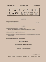 Harvard Law Review: Volume 128, Number 3 - January 2015