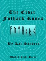 The Elder Futhark Runes