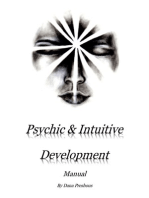 Psychic & Intuitive Development