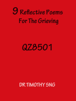 QZ 8501 Nine Reflective Poems For The Grieving