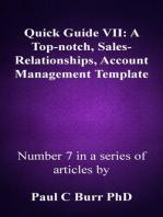 Quick Guide VII