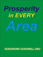 Prosperity In Every Area