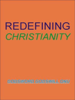 Redefining Christianity