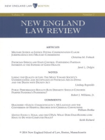 New England Law Review