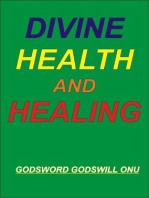Divine Health and Healing