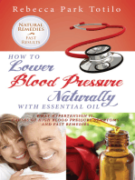 How to Lower Blood Pressure Naturally With Essential Oil
