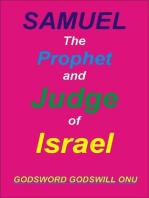 Samuel, the Prophet and Judge of Israel