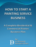 How To Start A Painting Service Business